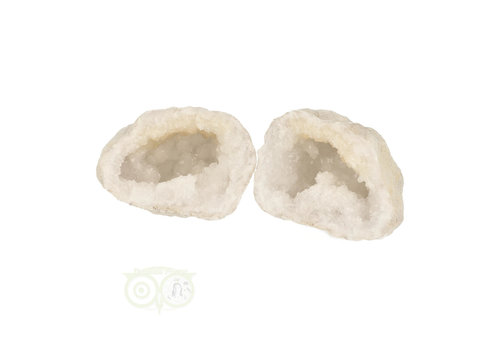 Bergkristal sterkristal geode 3311 gram