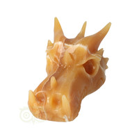 thumb-Calciet draken schedel 619 gram-10
