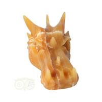 thumb-Calciet draken schedel 619 gram-9