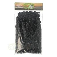 Zwarte Toermalijn - Split -  150 gram - edelstenen voordeel