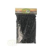 thumb-Zwarte Toermalijn - Split -  500 gram - edelstenen voordeel-2