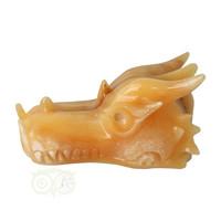 thumb-Calciet drakenschedel Nr 269 - 782 gram-6