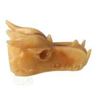 thumb-Calciet drakenschedel Nr 269 - 782 gram-10