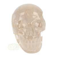 thumb-Bergkristal / Lichte rookkwarts schedel - Nr  222 - 3151 gram-3