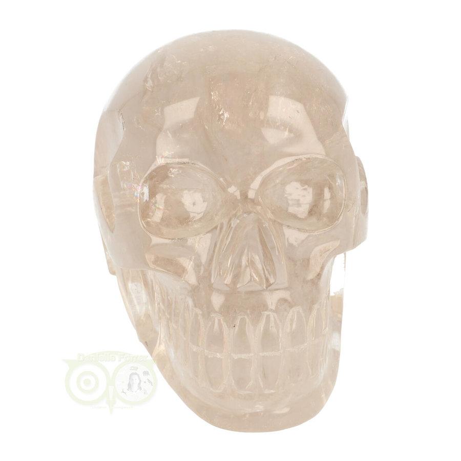 Bergkristal / Lichte rookkwarts schedel - Nr  222 - 3151 gram-3