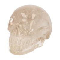 thumb-Bergkristal / Lichte rookkwarts schedel - Nr  222 - 3151 gram-1