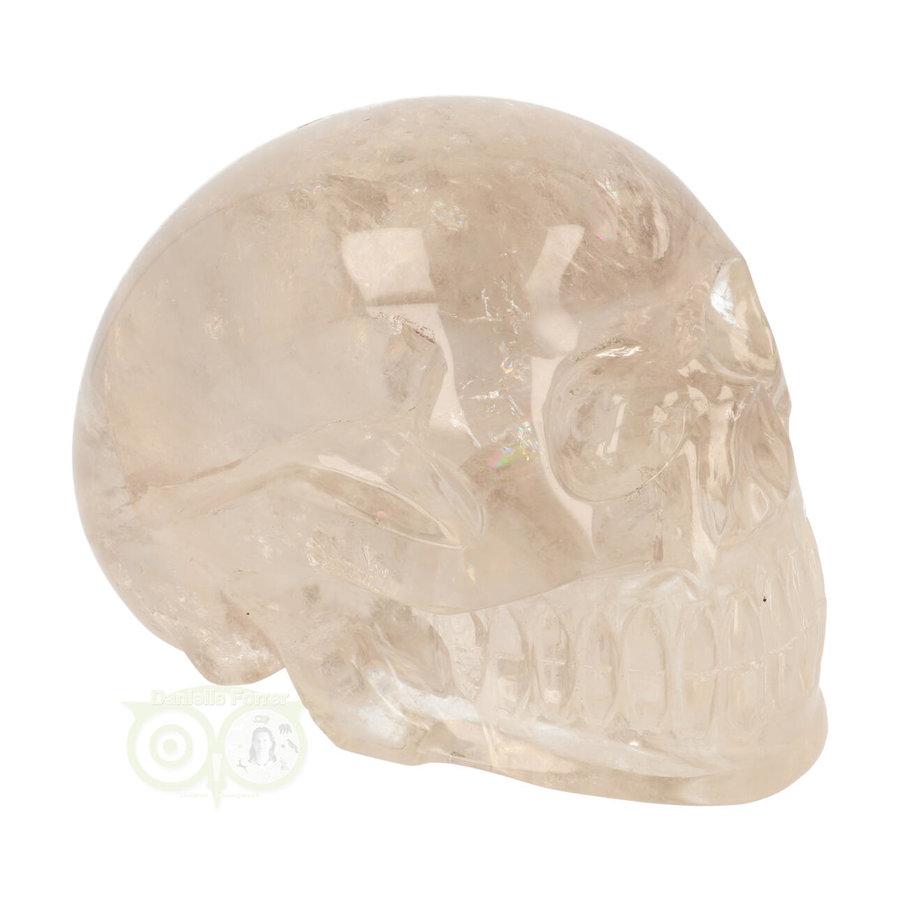 Bergkristal / Lichte rookkwarts schedel - Nr  222 - 3151 gram-10