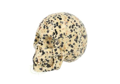 Dalmatiër Jaspis Schedel 87 gram