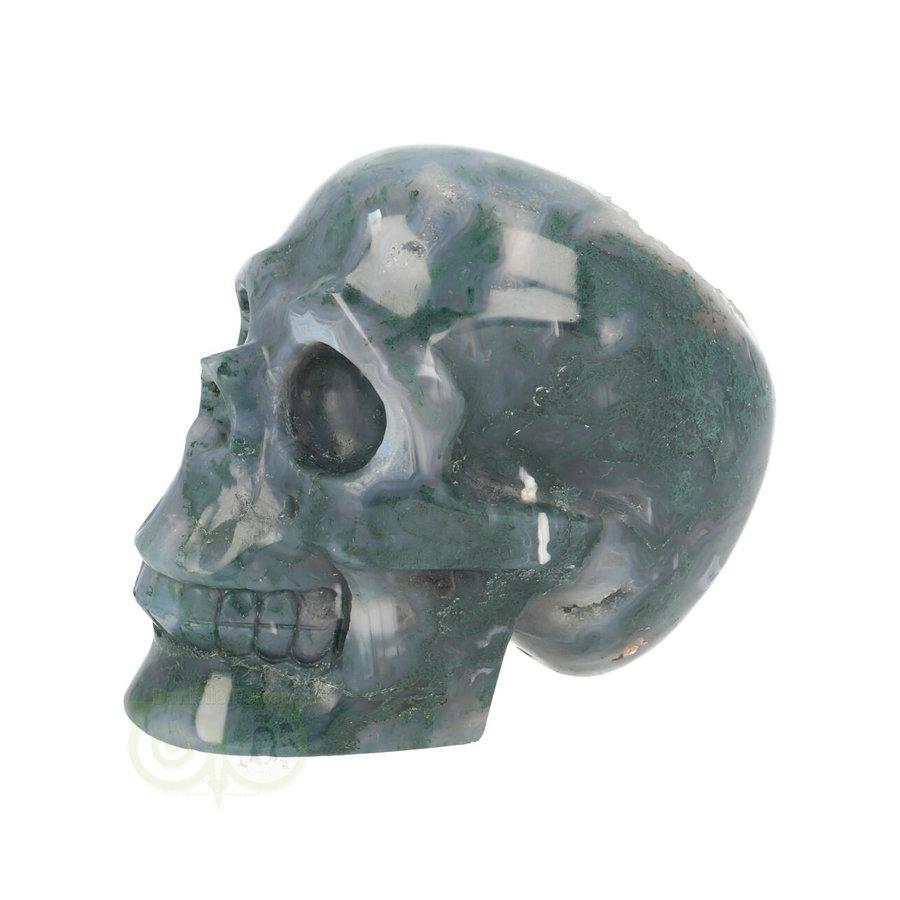 Mos-Agaat schedel 550 gram-5
