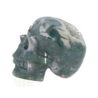 thumb-Mos-Agaat schedel 550 gram-6