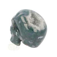 thumb-Mos-Agaat schedel 550 gram-7
