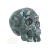 thumb-Mos-Agaat schedel 550 gram-1