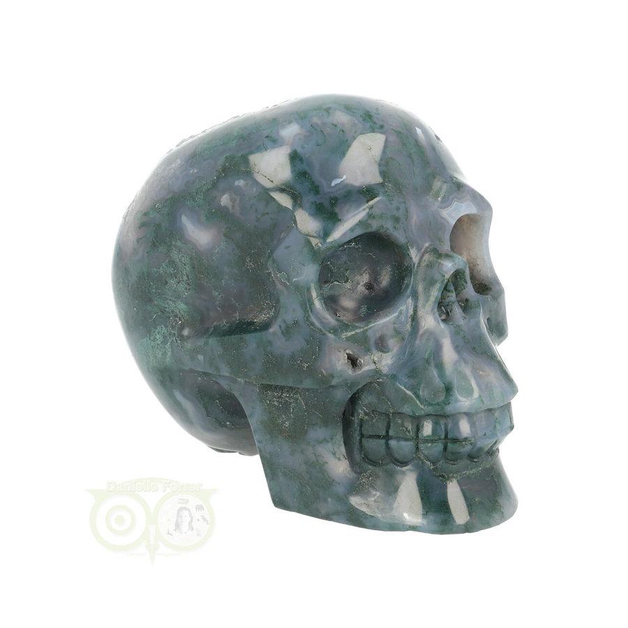 Mos-Agaat schedel 550 gram-1
