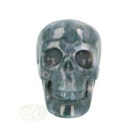 thumb-Mos-Agaat schedel 550 gram-2
