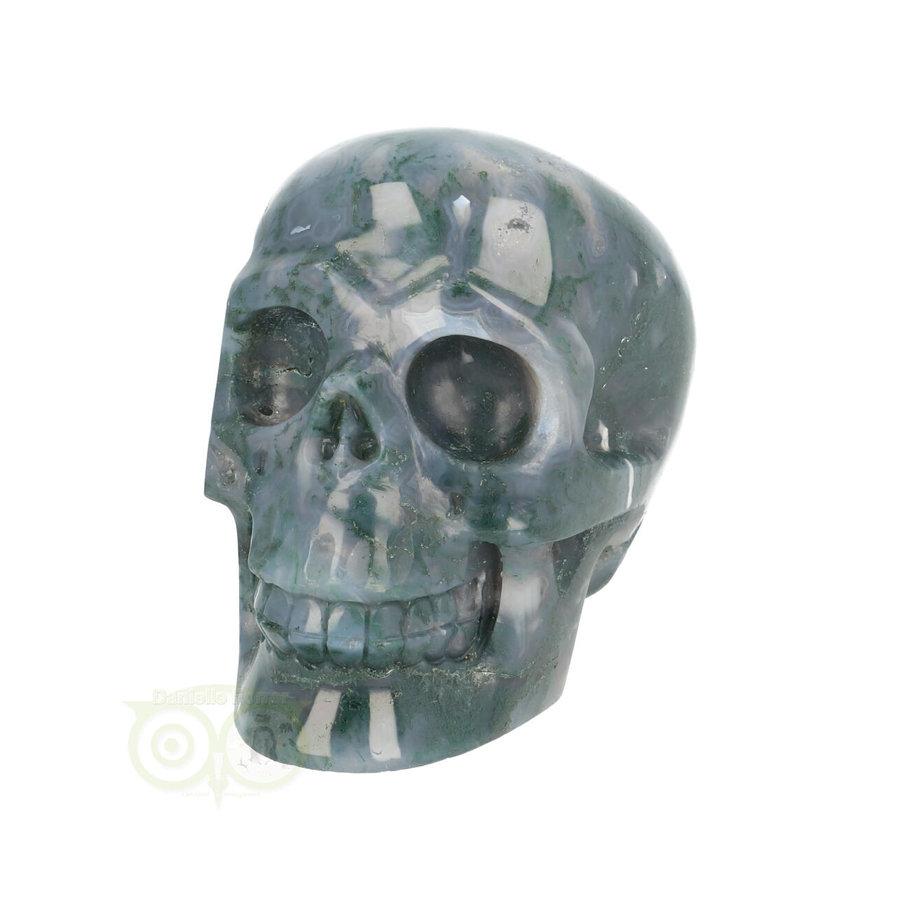 Mos-Agaat schedel 550 gram-3