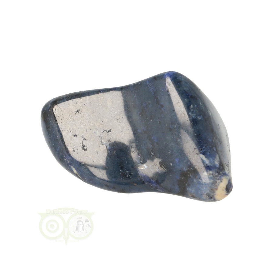Dumortieriet Trommelsteen Nr 7 - 27 gram-1