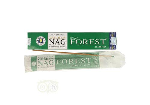 Wierook Golden Nag Forest