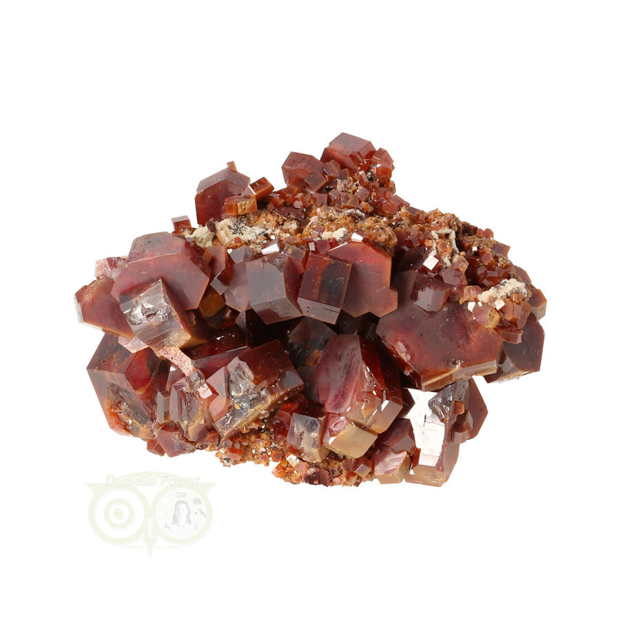 Vanadiniet Cluster Nr 18 - 121 gram - Marokko-10