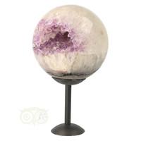 thumb-Amethist Geode Bol Nr 1 - 2061 gram - Brazilie-4