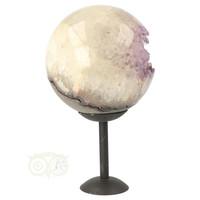 thumb-Amethist Geode Bol Nr 1 - 2061 gram - Brazilie-7