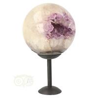 thumb-Amethist Geode Bol Nr 1 - 2061 gram - Brazilie-8