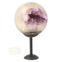thumb-Amethist Geode Bol Nr 1 - 2061 gram - Brazilie-9
