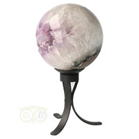 thumb-Amethist Geode Bol Nr 2 - 2169 gram - Brazilie-3