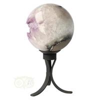 thumb-Amethist Geode Bol Nr 2 - 2169 gram - Brazilie-4