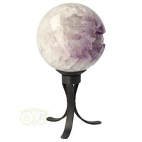 thumb-Amethist Geode Bol Nr 2 - 2169 gram - Brazilie-7