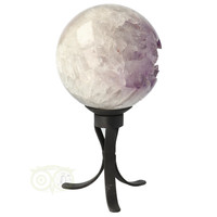 thumb-Amethist Geode Bol Nr 2 - 2169 gram - Brazilie-6
