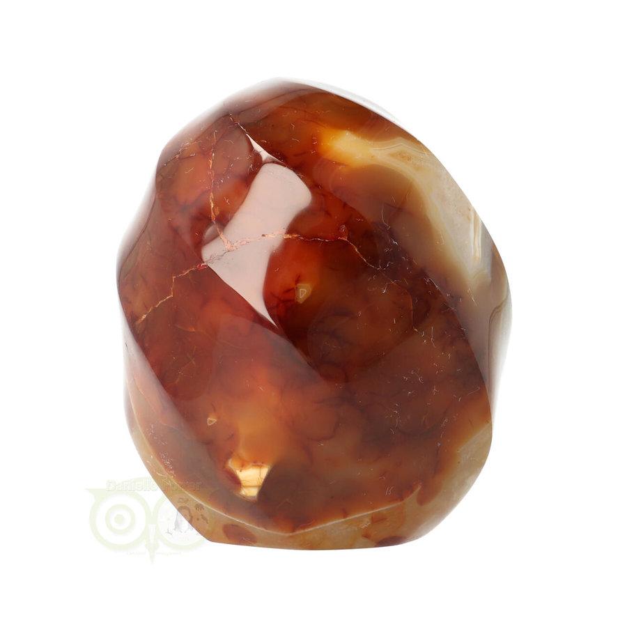 Carneool Vlam Nr 18 - 697 gram - Madagaskar-1