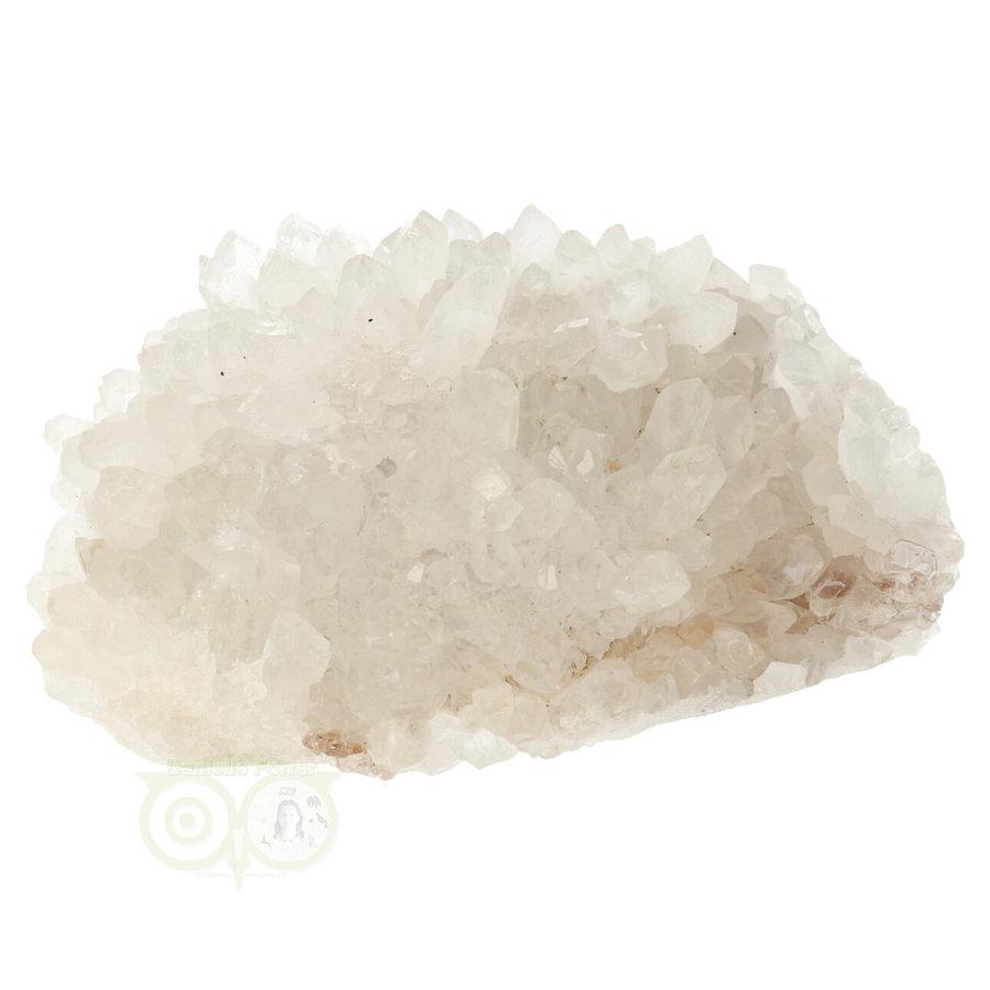 kwarts cluster Nr 2 - 230 gram - India-9