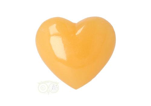 Oranje Calciet hart Nr 11