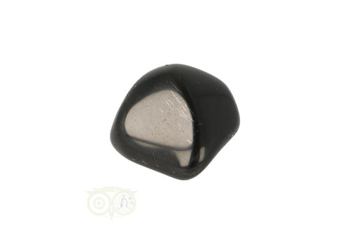 Regenboog Obsidiaan knuffelsteen Nr 4