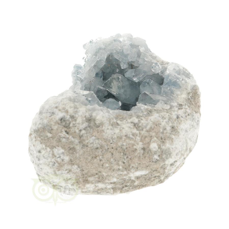 Celestien Cluster Nr 41 -992 gram - Madagaskar-4