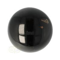 thumb-Zwarte Toermalijn Bol Ø 6,18 cm -  401 gram-1