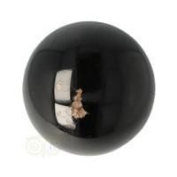 thumb-Zwarte Toermalijn Bol Ø 6,18 cm -  401 gram-2