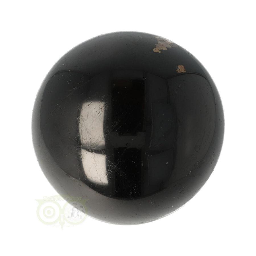 Zwarte Toermalijn Bol Ø 6,18 cm -  401 gram-5