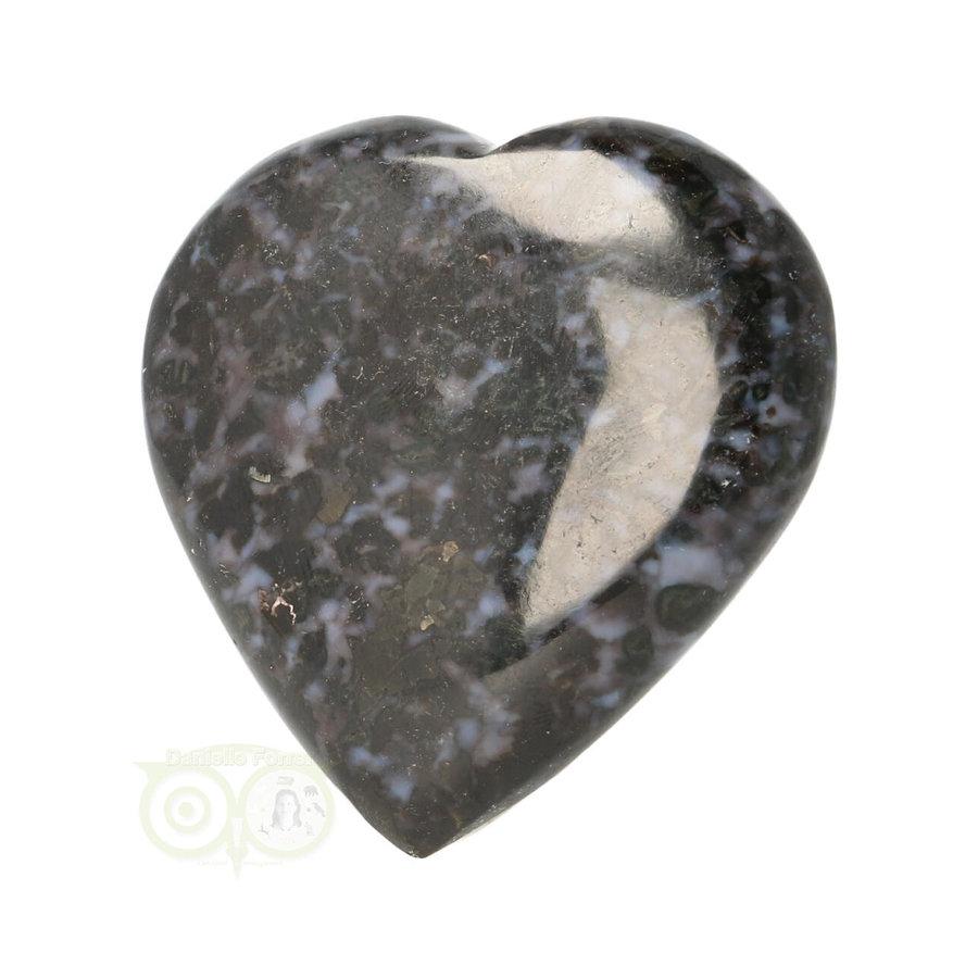 Gabbro Merliniet Hart nr 3 - 79 gram-1