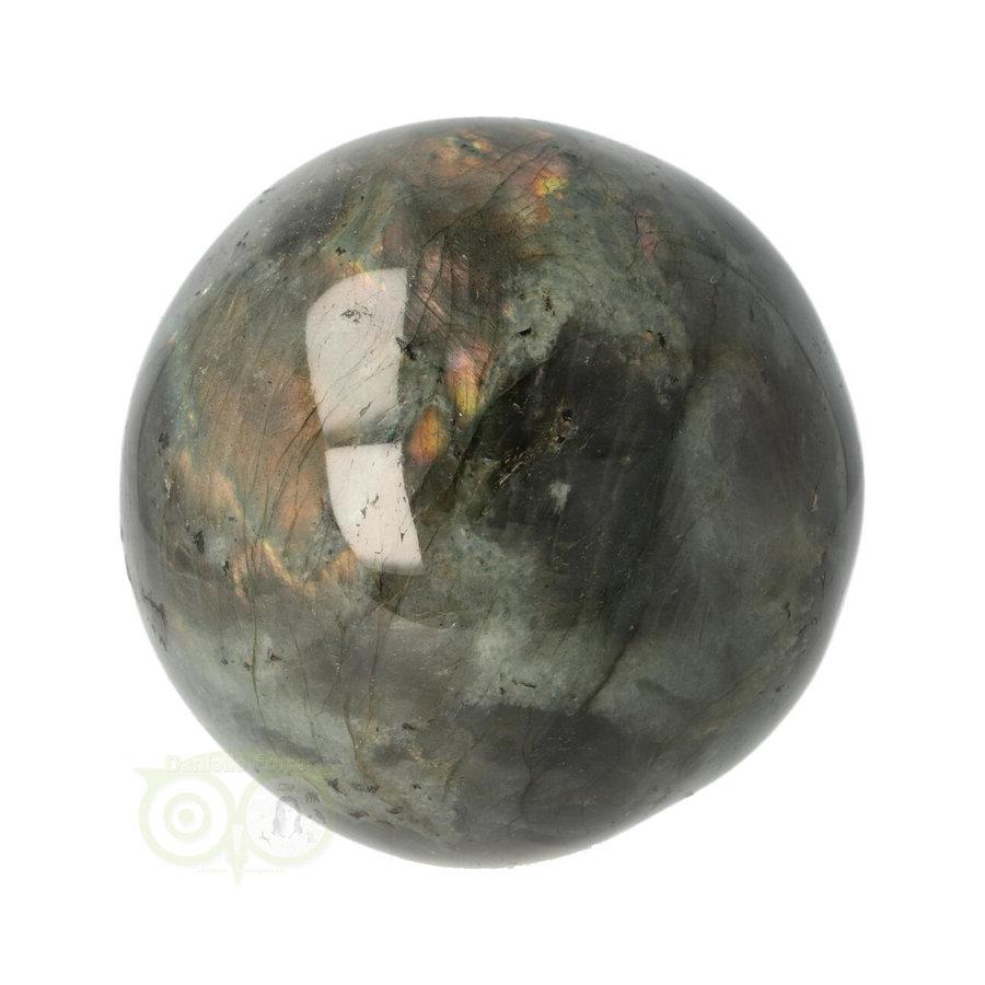 Labradoriet edelstenen bol 466 gram -  Ø 6,93 cm-1