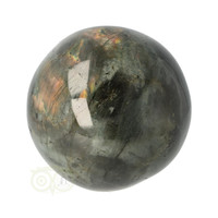 thumb-Labradoriet edelstenen bol 466 gram -  Ø 6,93 cm-2