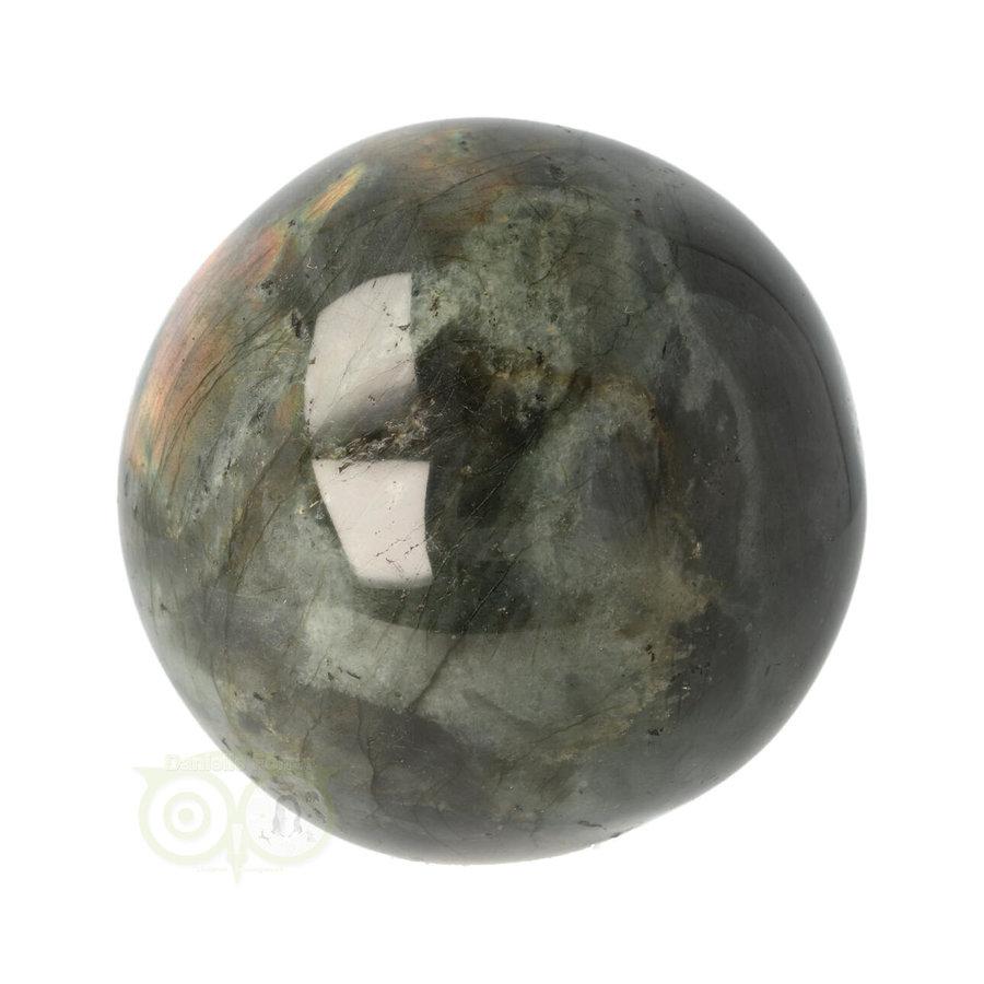 Labradoriet edelstenen bol 466 gram -  Ø 6,93 cm-4