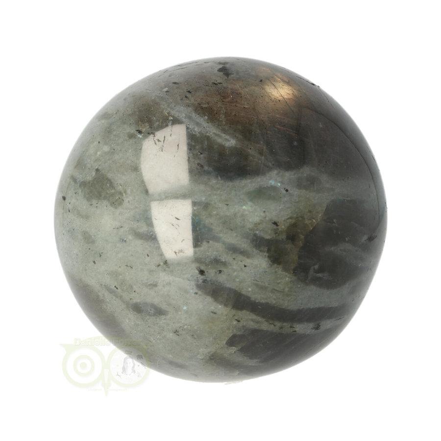 Labradoriet edelstenen bol 375 gram -  Ø 6,43 cm-1