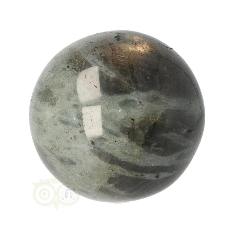 Labradoriet edelstenen bol 375 gram -  Ø 6,43 cm-2