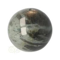 thumb-Labradoriet edelstenen bol 375 gram -  Ø 6,43 cm-3