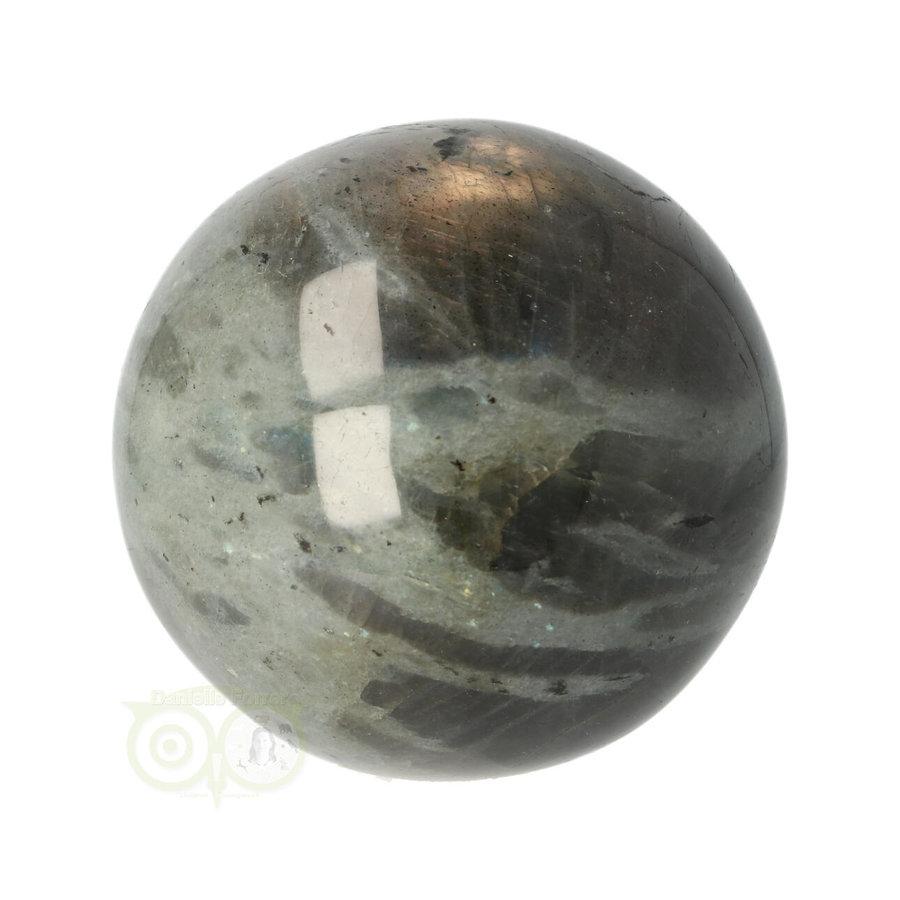 Labradoriet edelstenen bol 375 gram -  Ø 6,43 cm-3