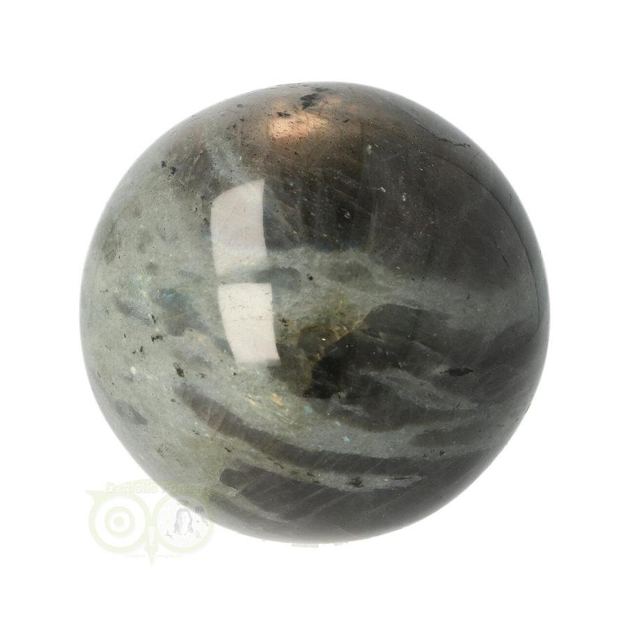 Labradoriet edelstenen bol 375 gram -  Ø 6,43 cm-4