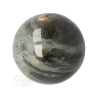 thumb-Labradoriet edelstenen bol 375 gram -  Ø 6,43 cm-5