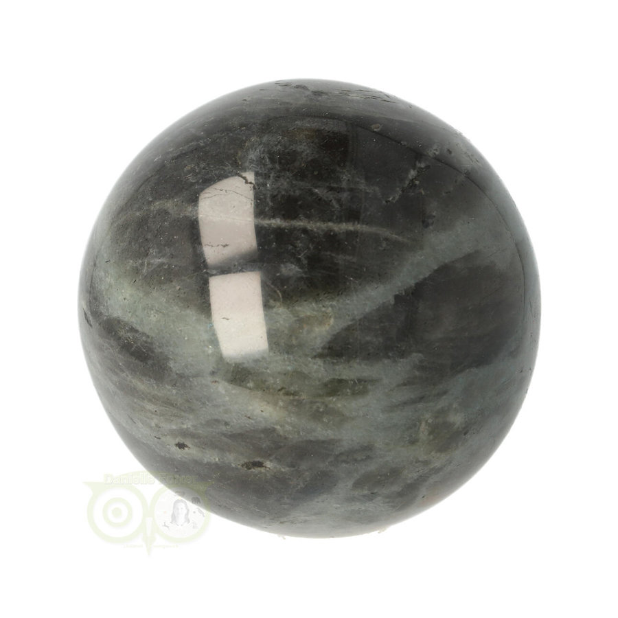 Labradoriet edelstenen bol 375 gram -  Ø 6,43 cm-7