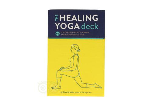 The Healing Yoga Deck - Olivia H. Miller
